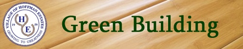 Green Building Banner