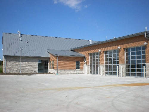 Fire station 24 Exterior