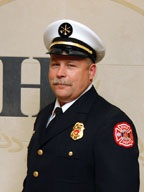 Assistant Chief Tom Mackie