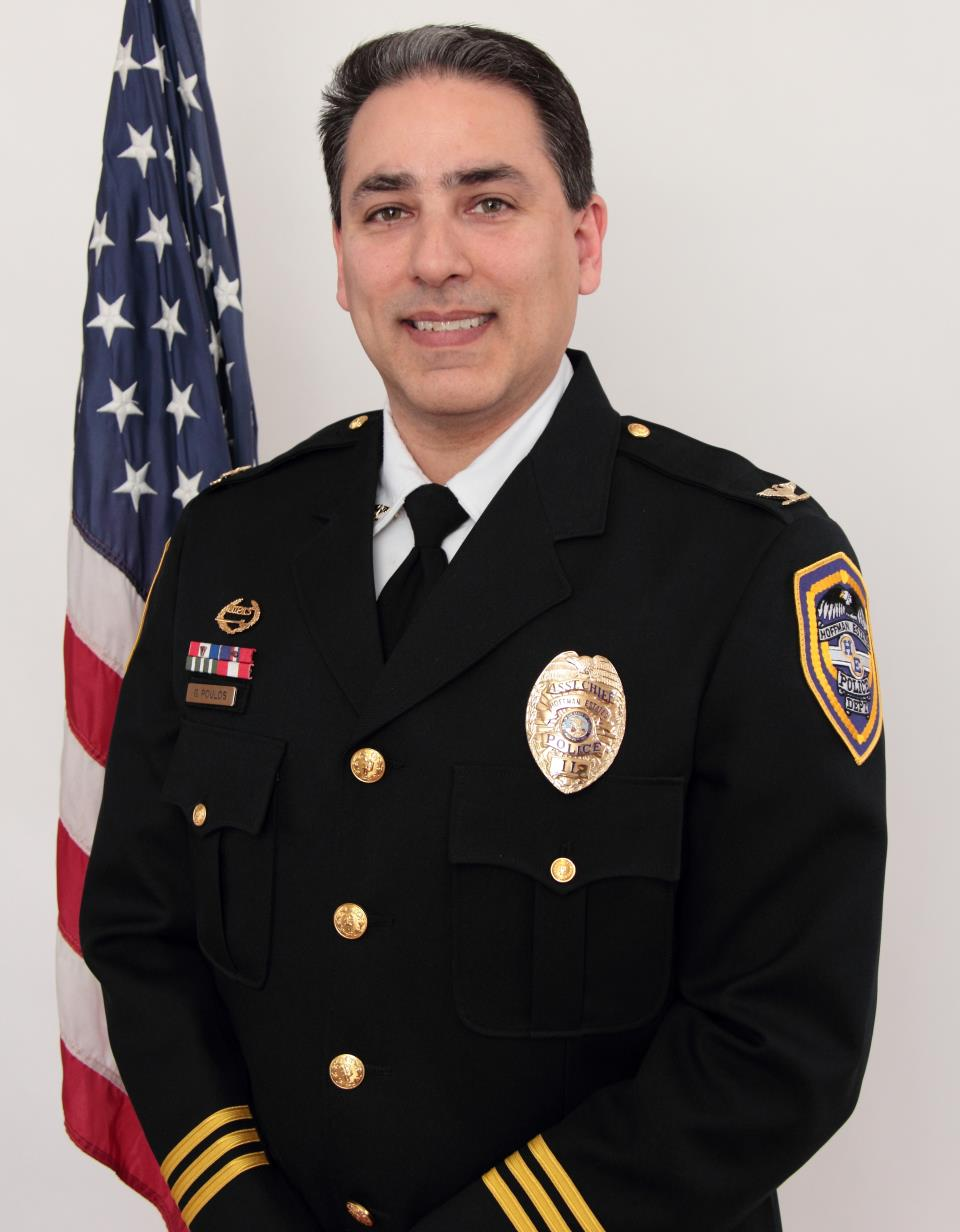 Greg Poulos Asst. Chief