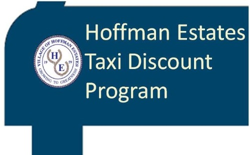 Hoffman Estates Taxi Discount Program