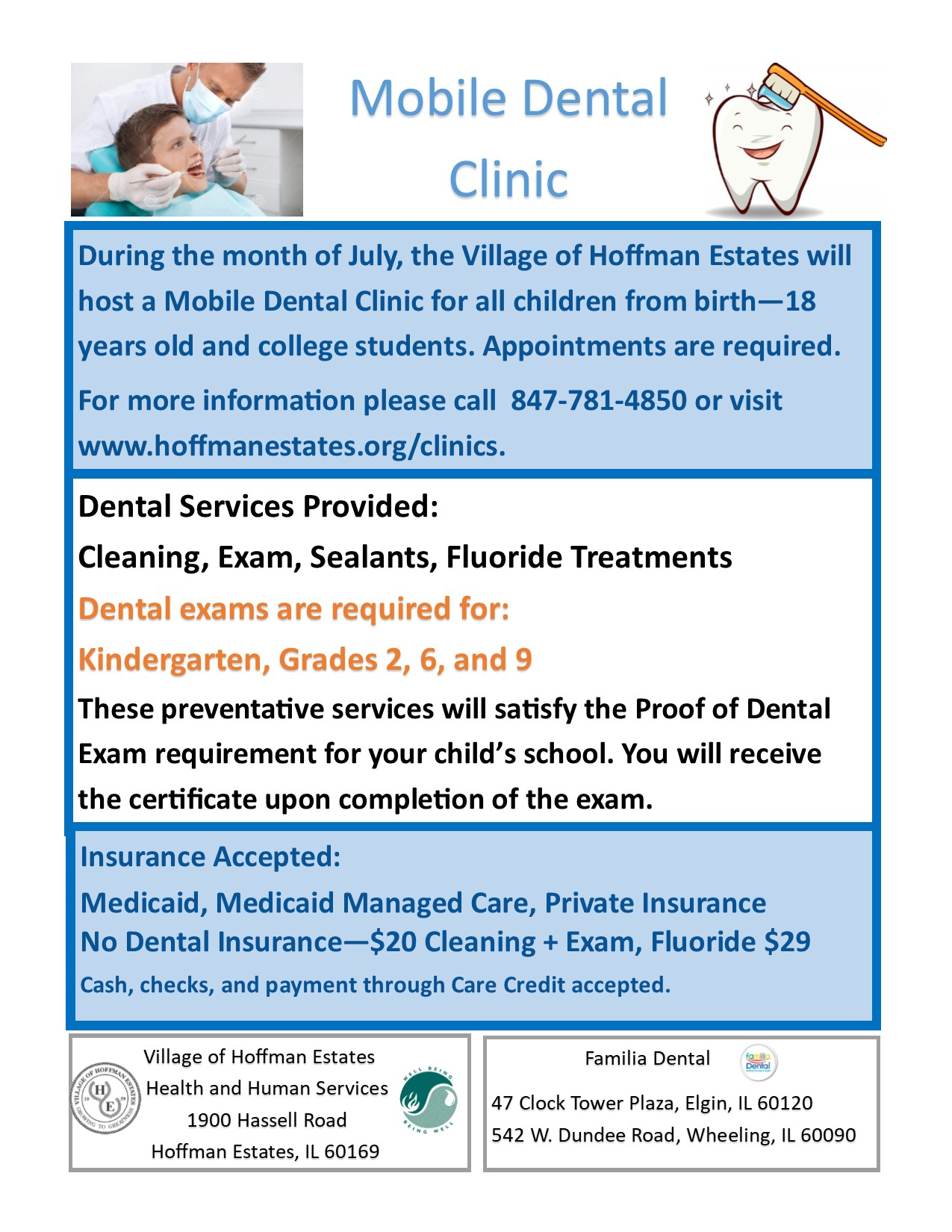 Dental Flyer 5-8-19