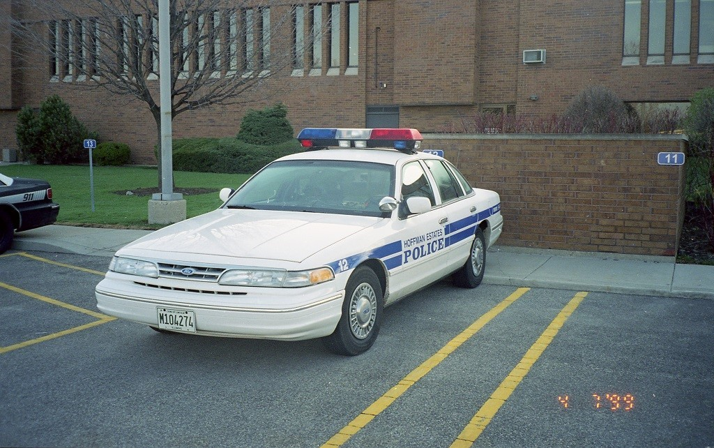 history of police squad cars village of hoffman estates history of police squad cars village