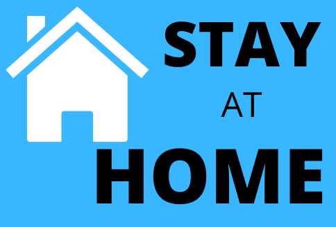 Statewide Stay at Home order in effect through April 30